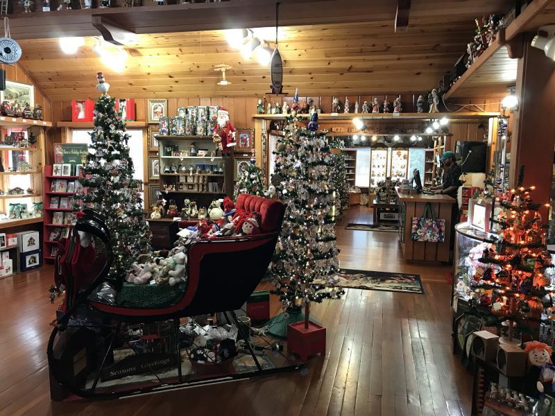 Christmas Treasures by Taj Morgan