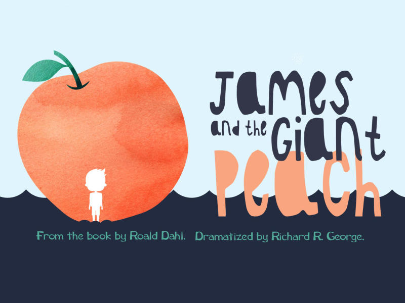 James and the Giant Peach Sails into Martinsville.