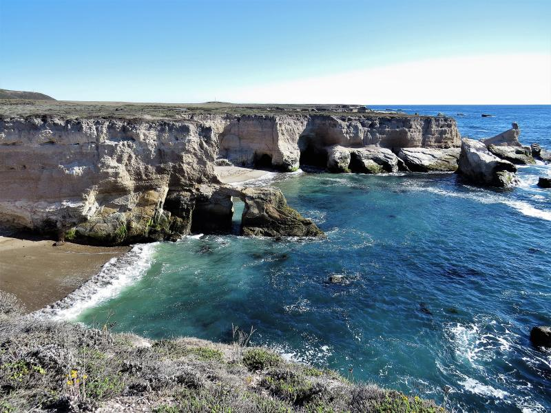 Montana De Oro Cliffs
