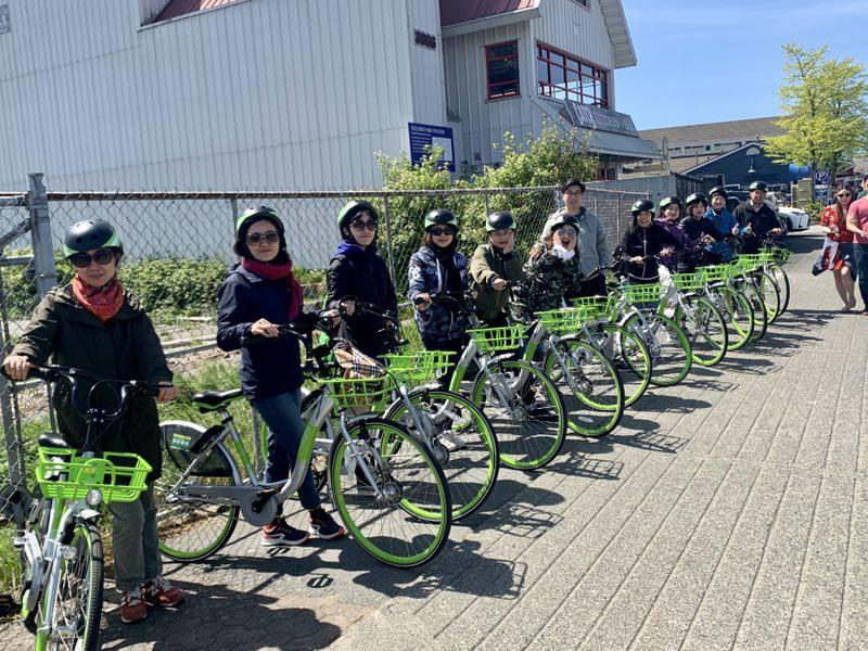 U-Bicycle FAM Tour for Travel Trade