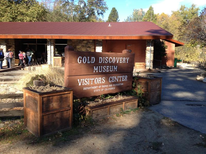 Gold Discovery Musuem, Coloma