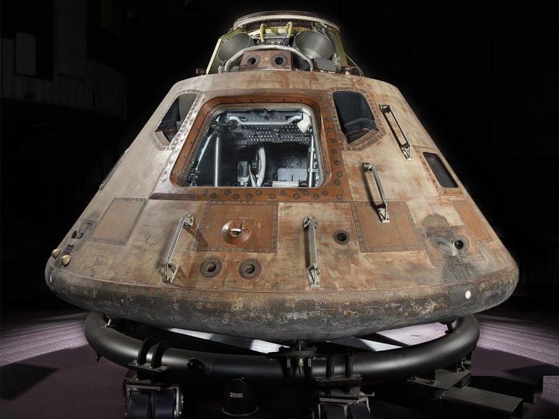 Space module Columbia