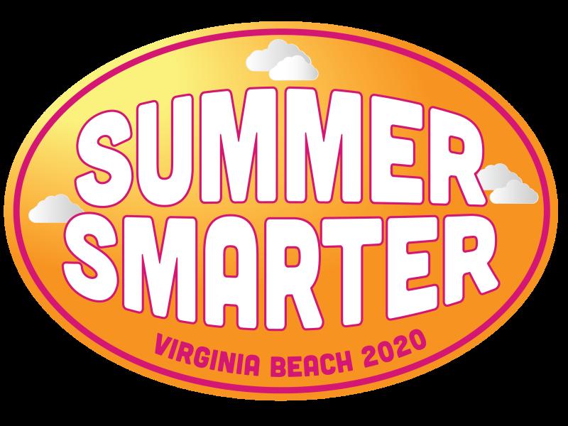 Summer Smarter Virginia Beach 2020 Sign
