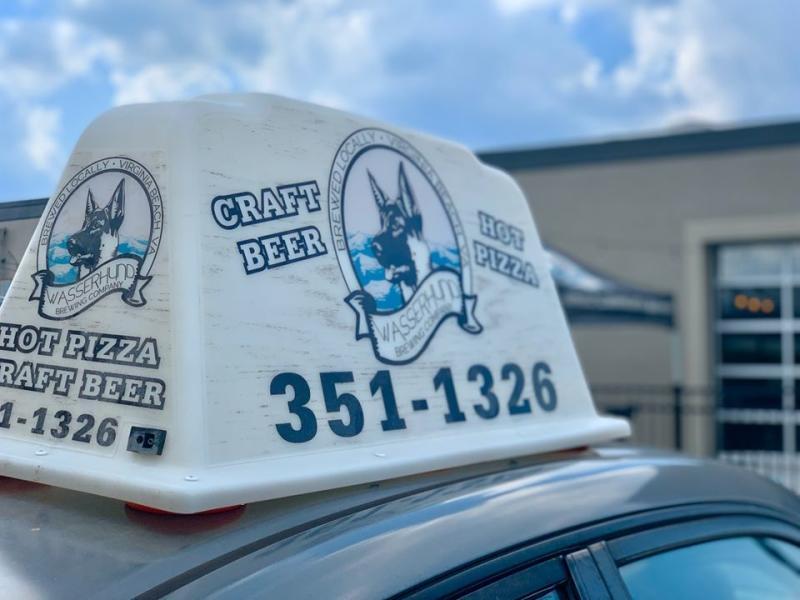 Wasserhund Delivery