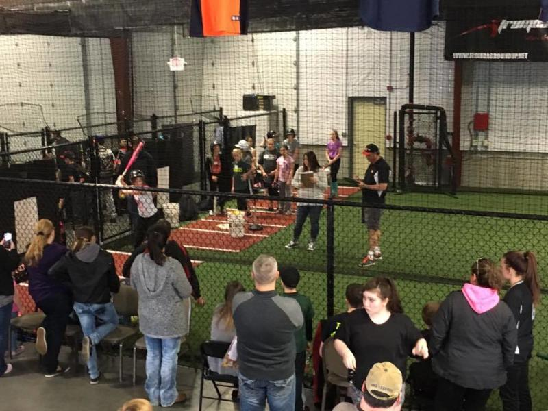 Lumber Yard Baseball and Softball Training Facility