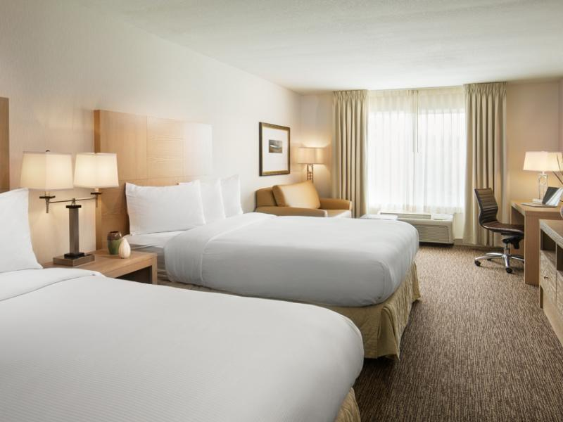 Doubletree Rooms
