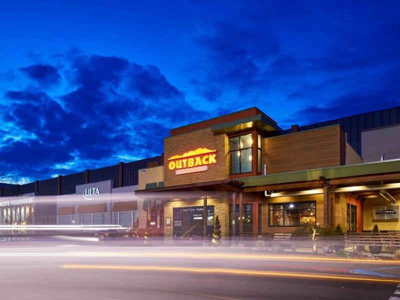 Outback Steakhouse - Vancouver Mall Exterior
