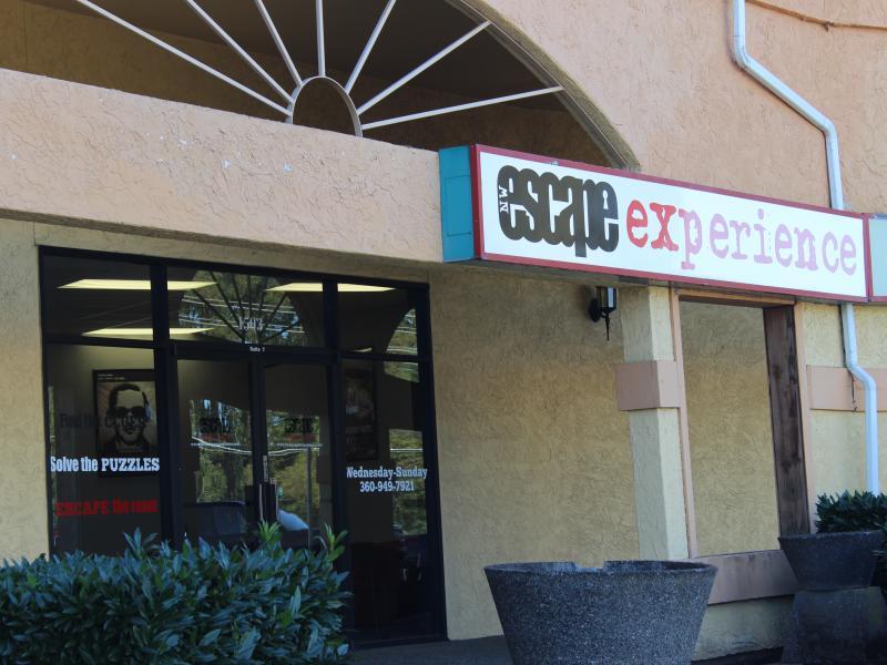 Escape Experience Logo