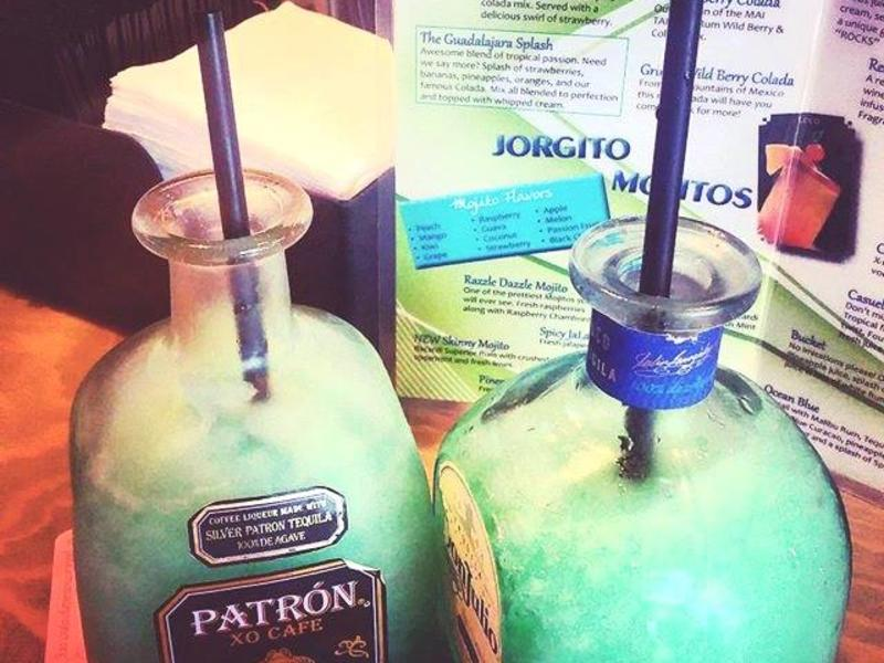 Jorge's Tequila Factory Bar