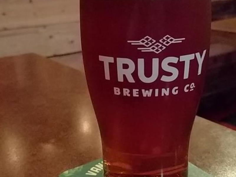 trusty beer
