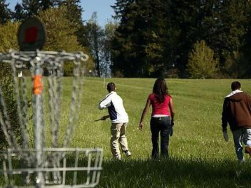 WSU Disc Golf