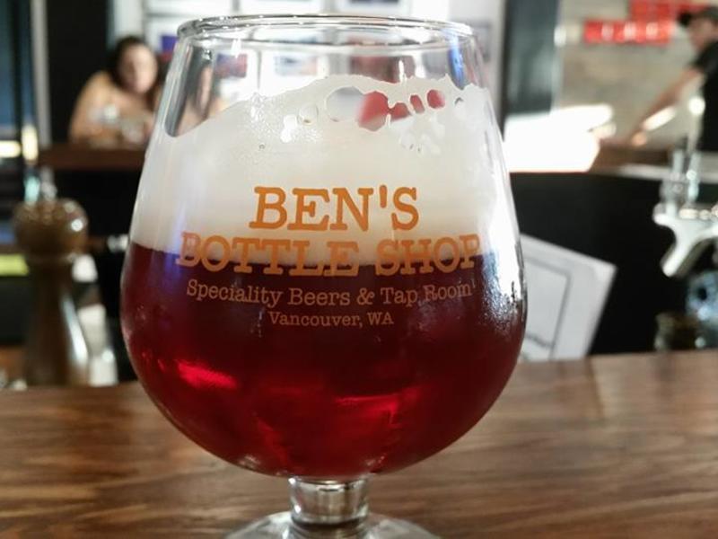 ben's bottle shop beer