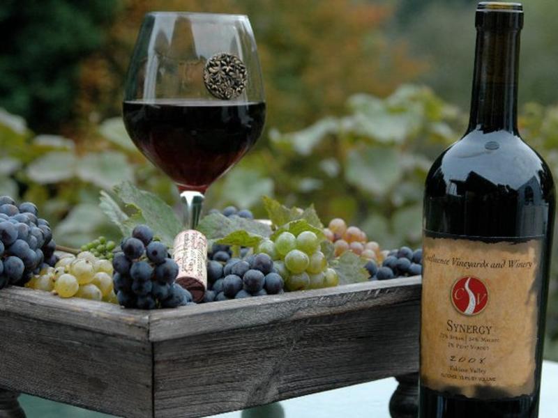 Confluence Vineyards& Winery