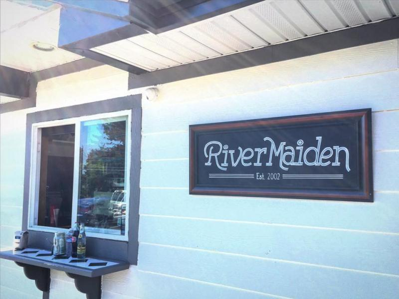 river maiden coffee
