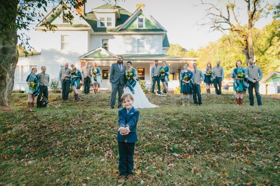 New Beginnings Farm Wedding