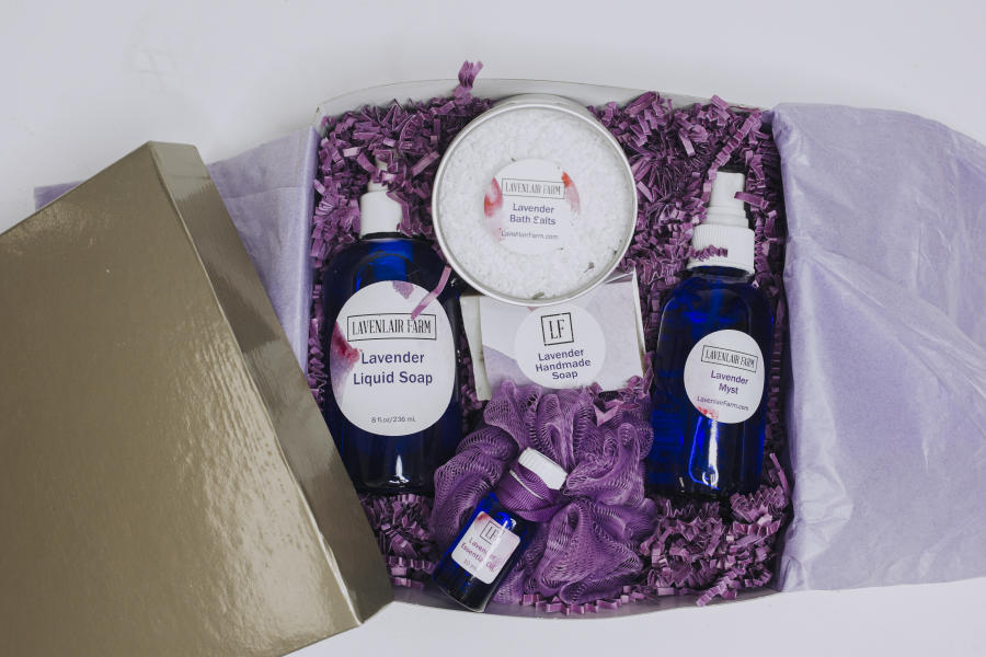 Lavenlair Gift Set