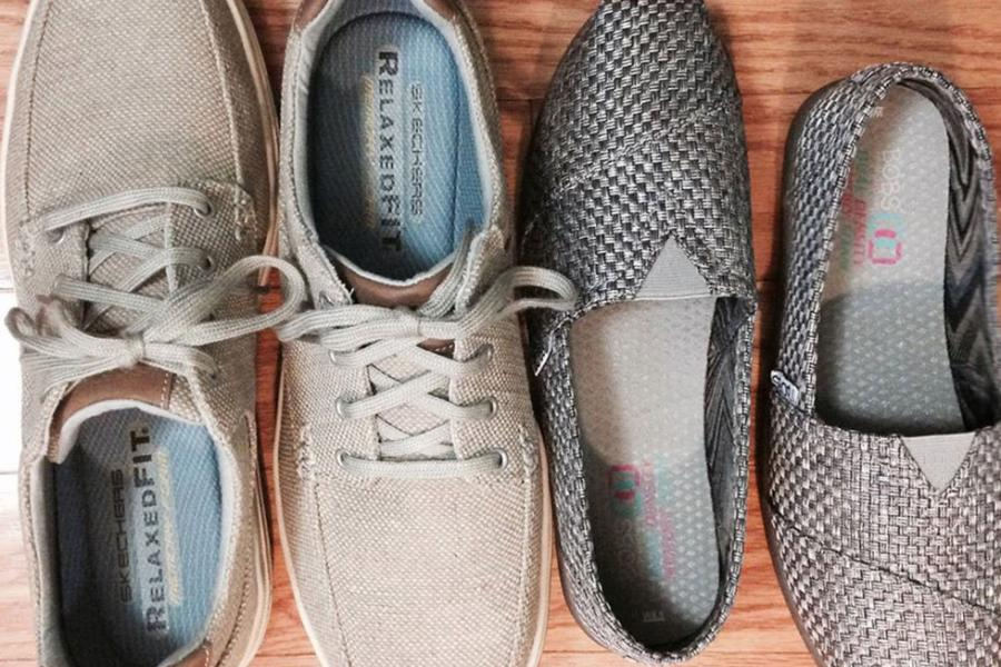 How to spot original Skechers shoes production date