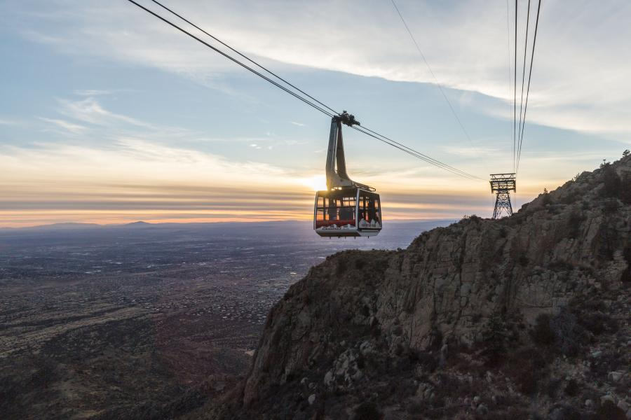 Sandia Tram - Photo by Minh Quan