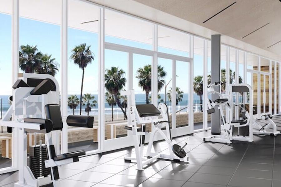 Equinox Gym Floor Plan