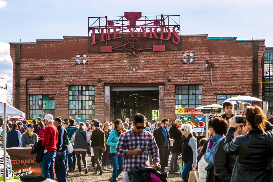 The Railyards Downtown