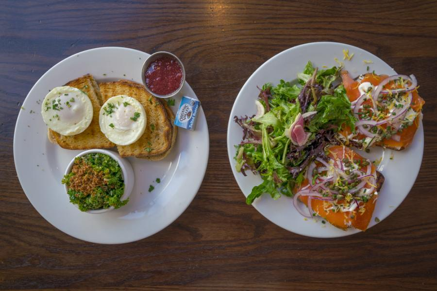 The Grove Cafe Food