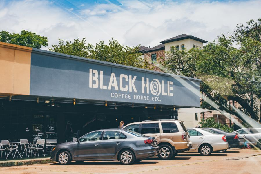Black Hole Coffee
