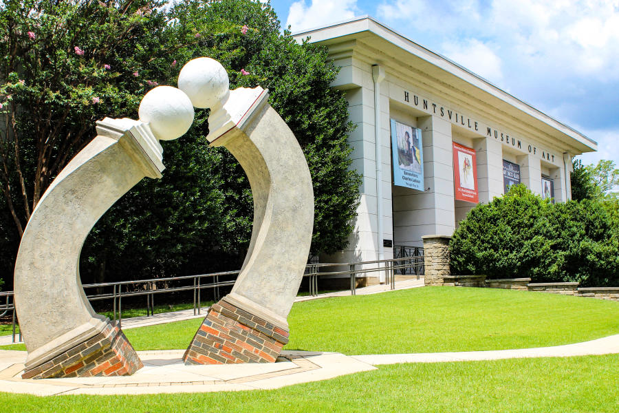 Art and wine go hand-in-hand with the $5 after-hours program at the Huntsville Museum of Art.