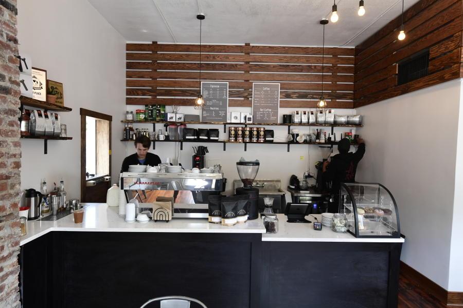 Coffee blog splitlog 1