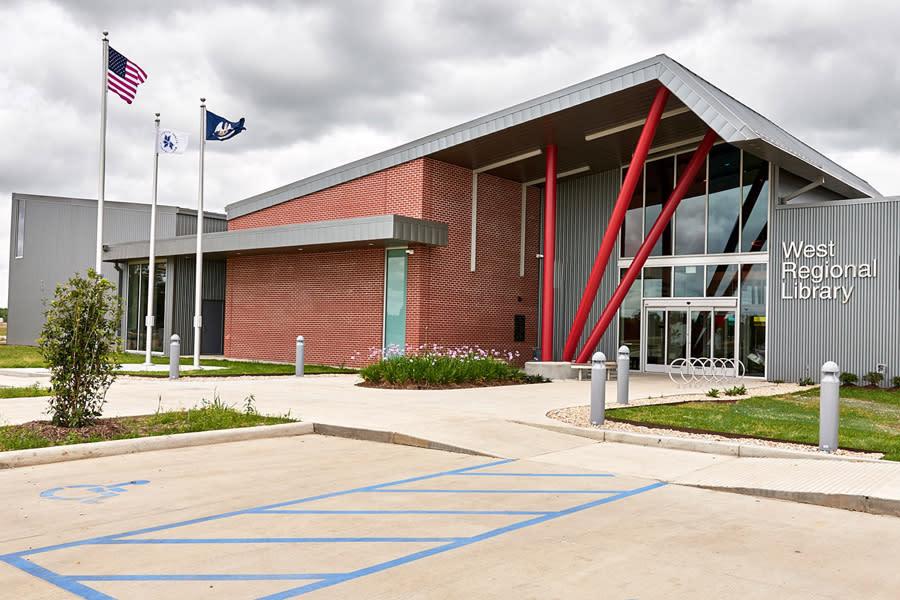 West Regional Library