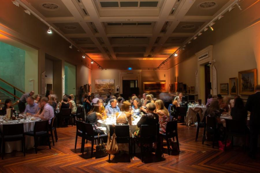 Showtime Event Group - Cowen Gallery – State Library