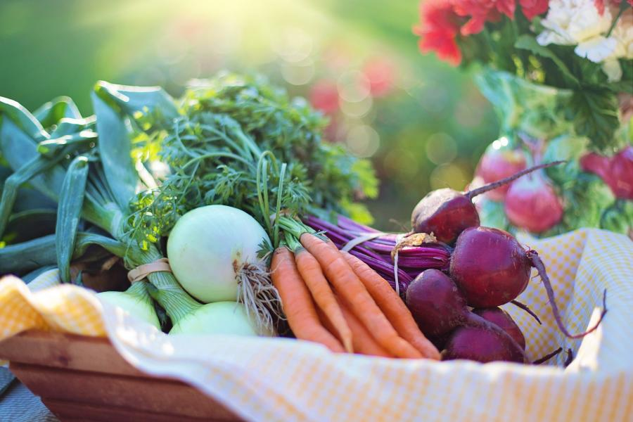 Fresh-produce-basket