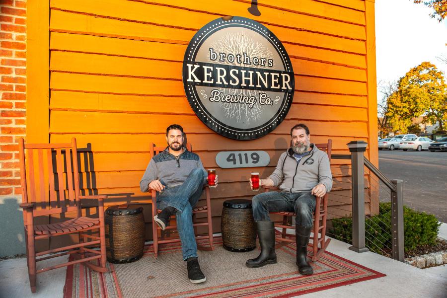 Brothers Kershner