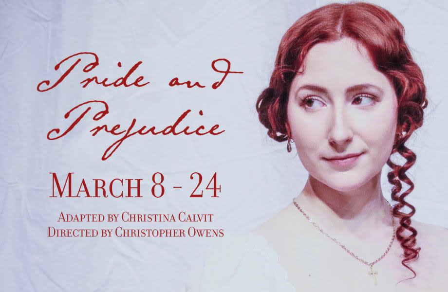 Pride and Prejudice presented by Quill Theatre