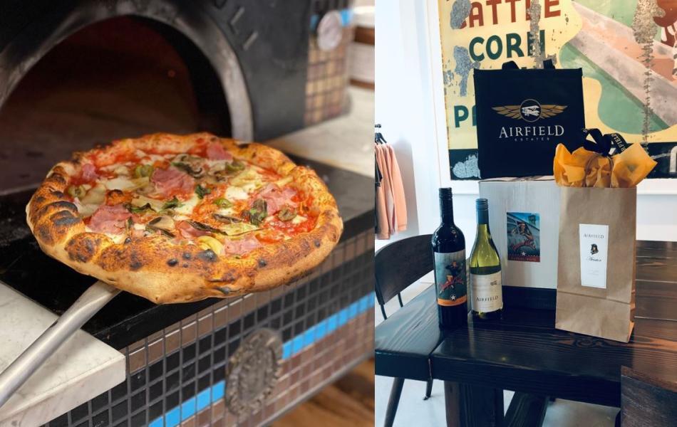 Pizzeria La Sorrentina Airfield Estates