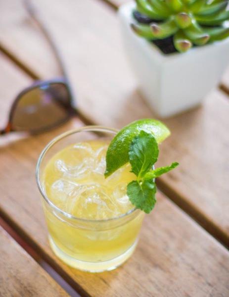 Cocktail Blog - District