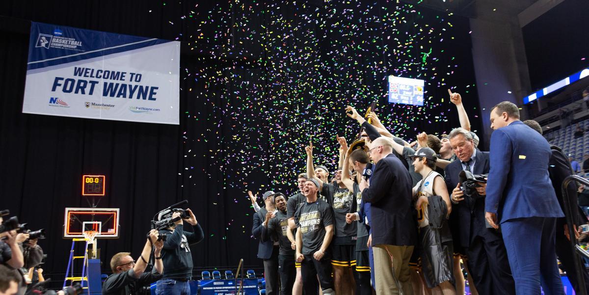 2019 NCAA Mens DIII National Basketball Championship