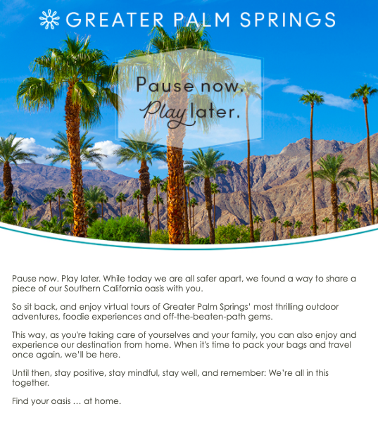 palm springs email