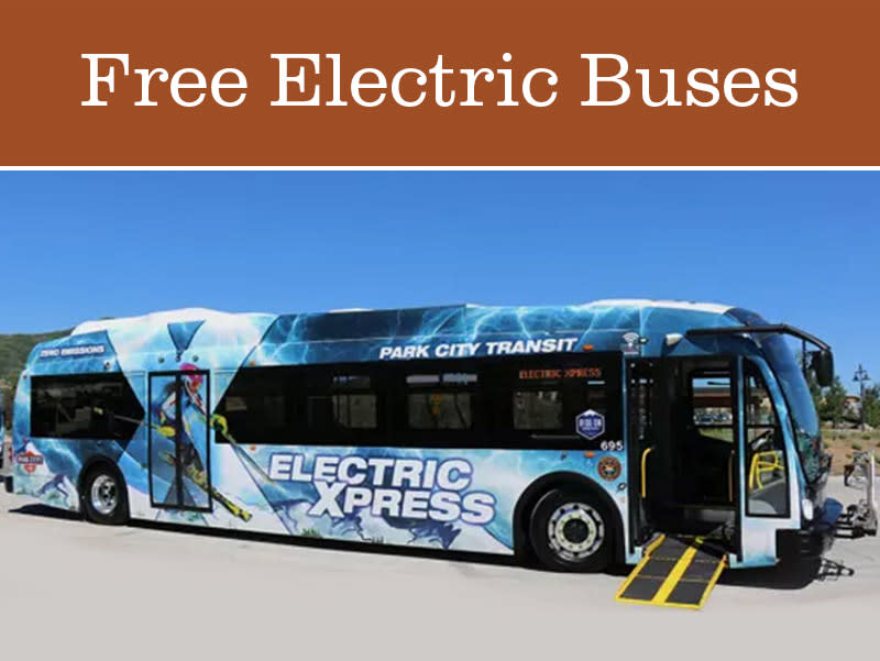 Free Electric Bus system