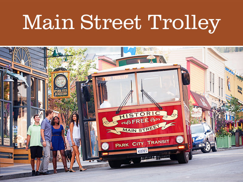 Main Street Trolley Transportation