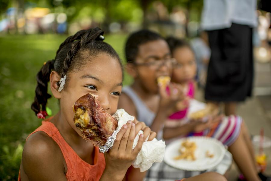Food Truck Fest Kids