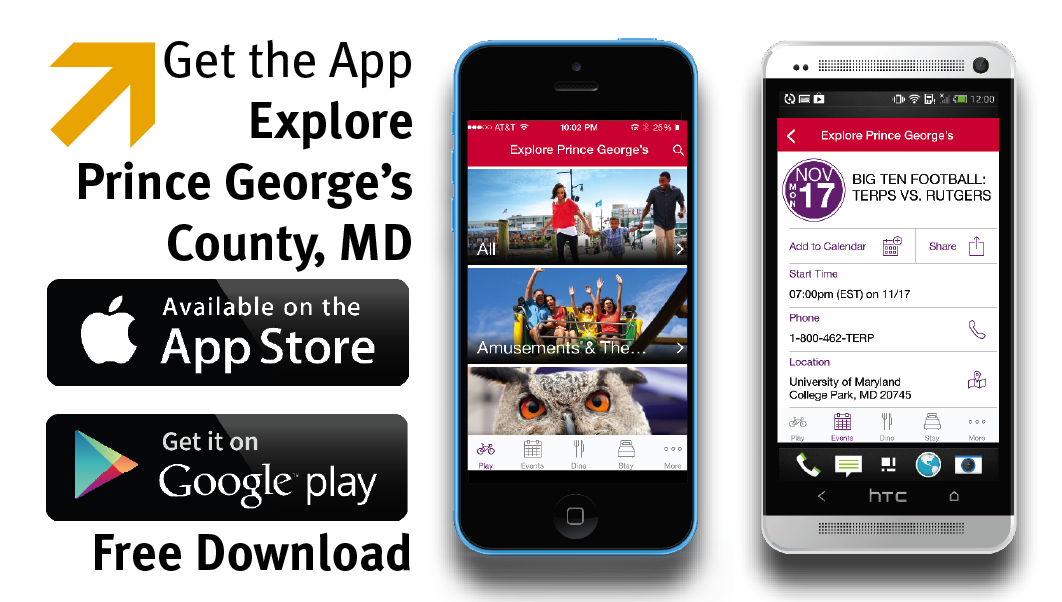 Get The Price George County App Here