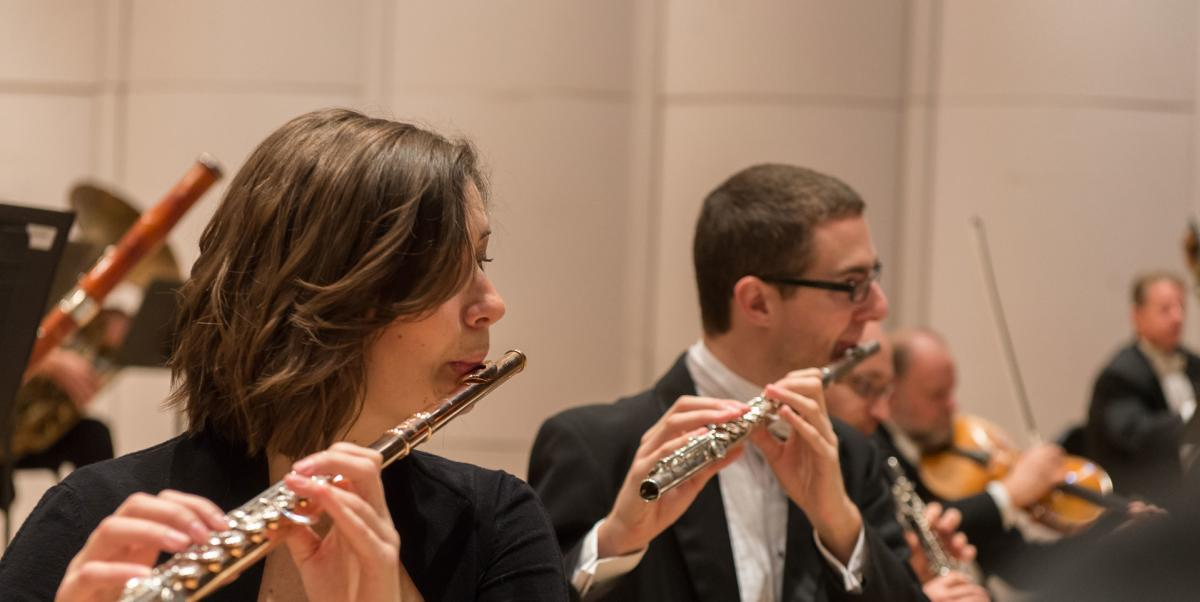 Fort Wayne Philharmonic Wind Instruments