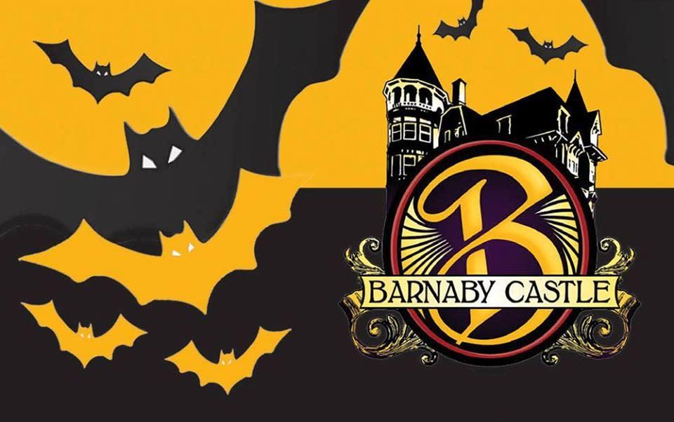 Barnabys Castle Halloween