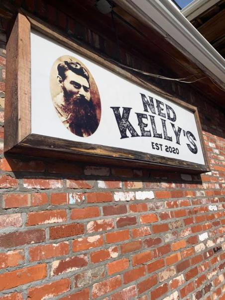Ned Kelly's Down Under