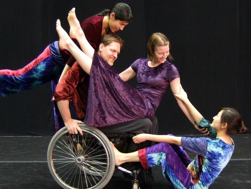 DanceAbility by the City of Eugene