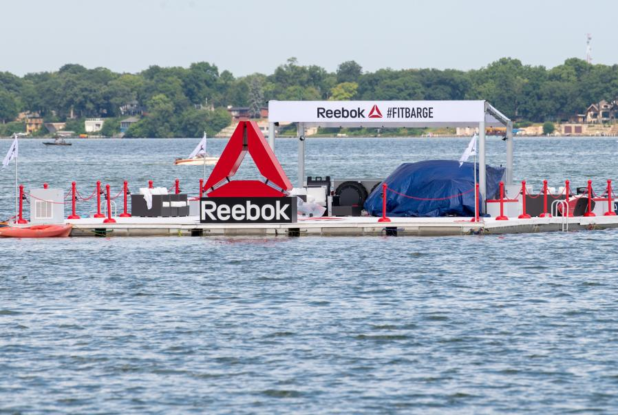 CrossFit Fit Barge 2019