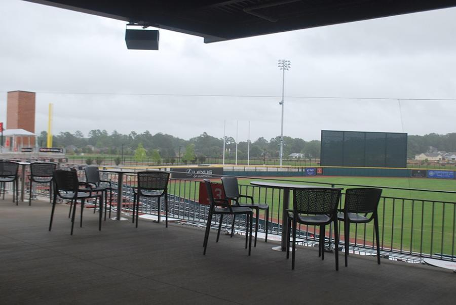 Toyota Field features many accessible dining areas.