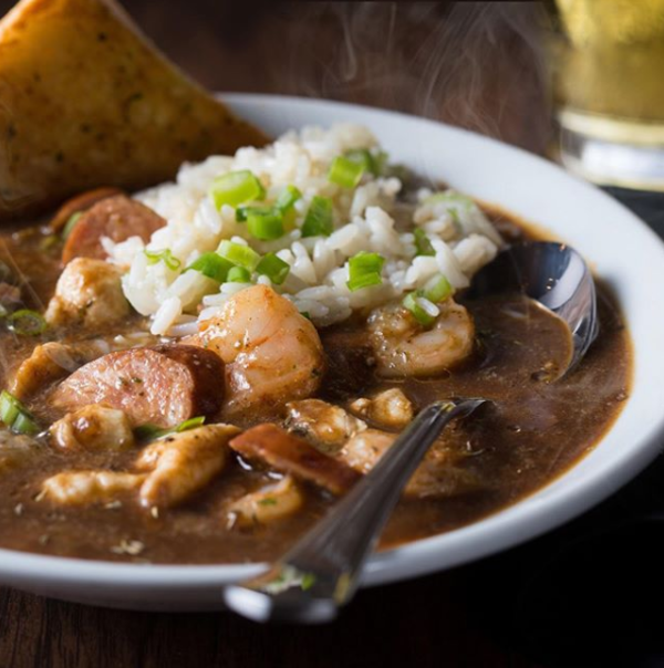 Seafood Gumbo from Rouxpour