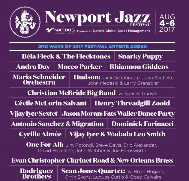 Second Wave Jazz Artists