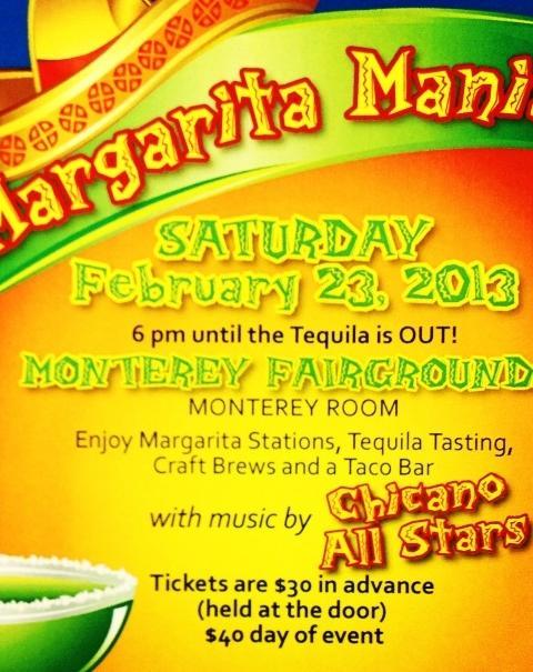 Margarita-Mania
